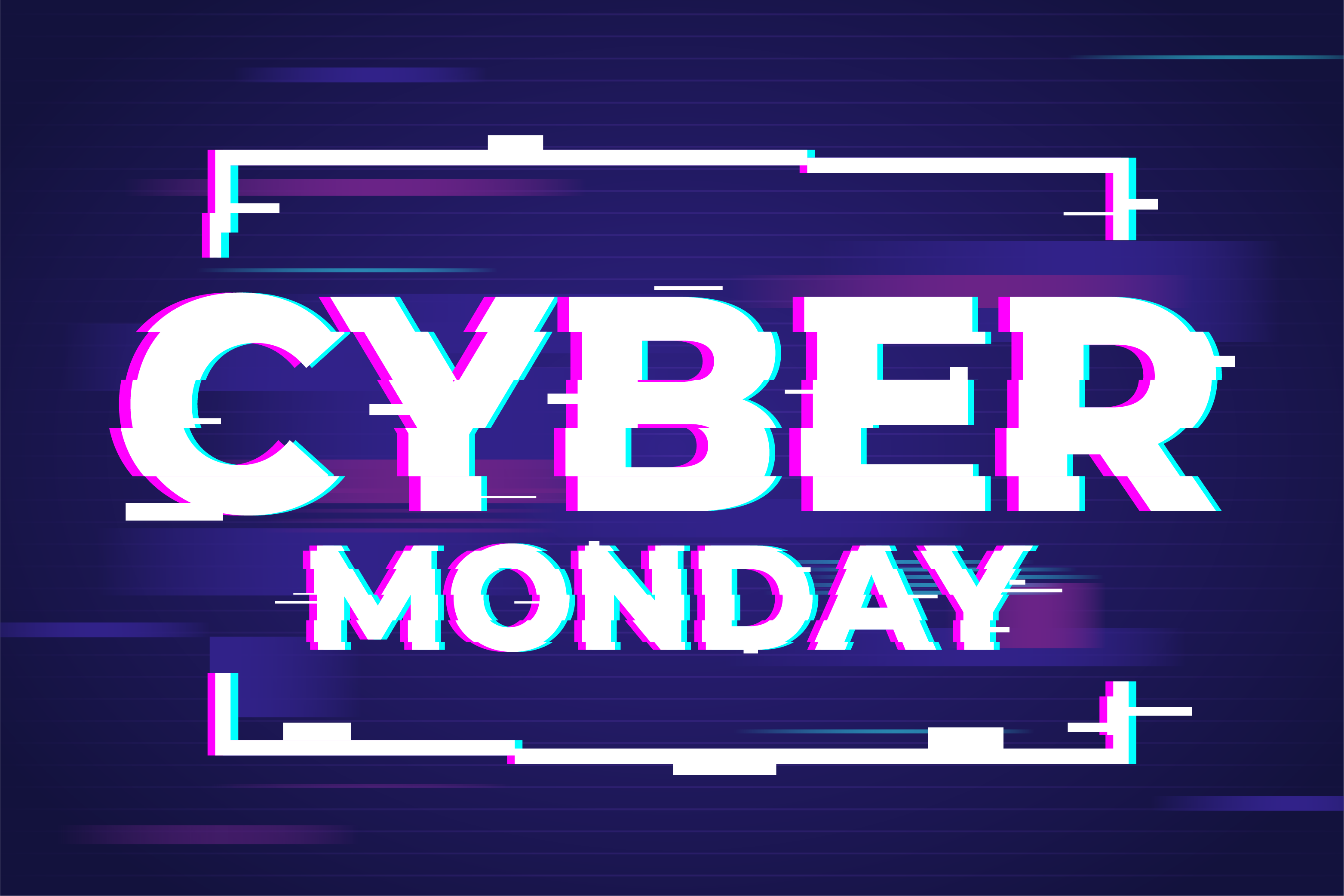 Cyber Monday deals over the B2B holiday marketing season