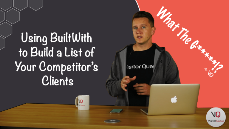 What The Growth!? - Using BuiltWith to Build a List of Your Competitor's Clients