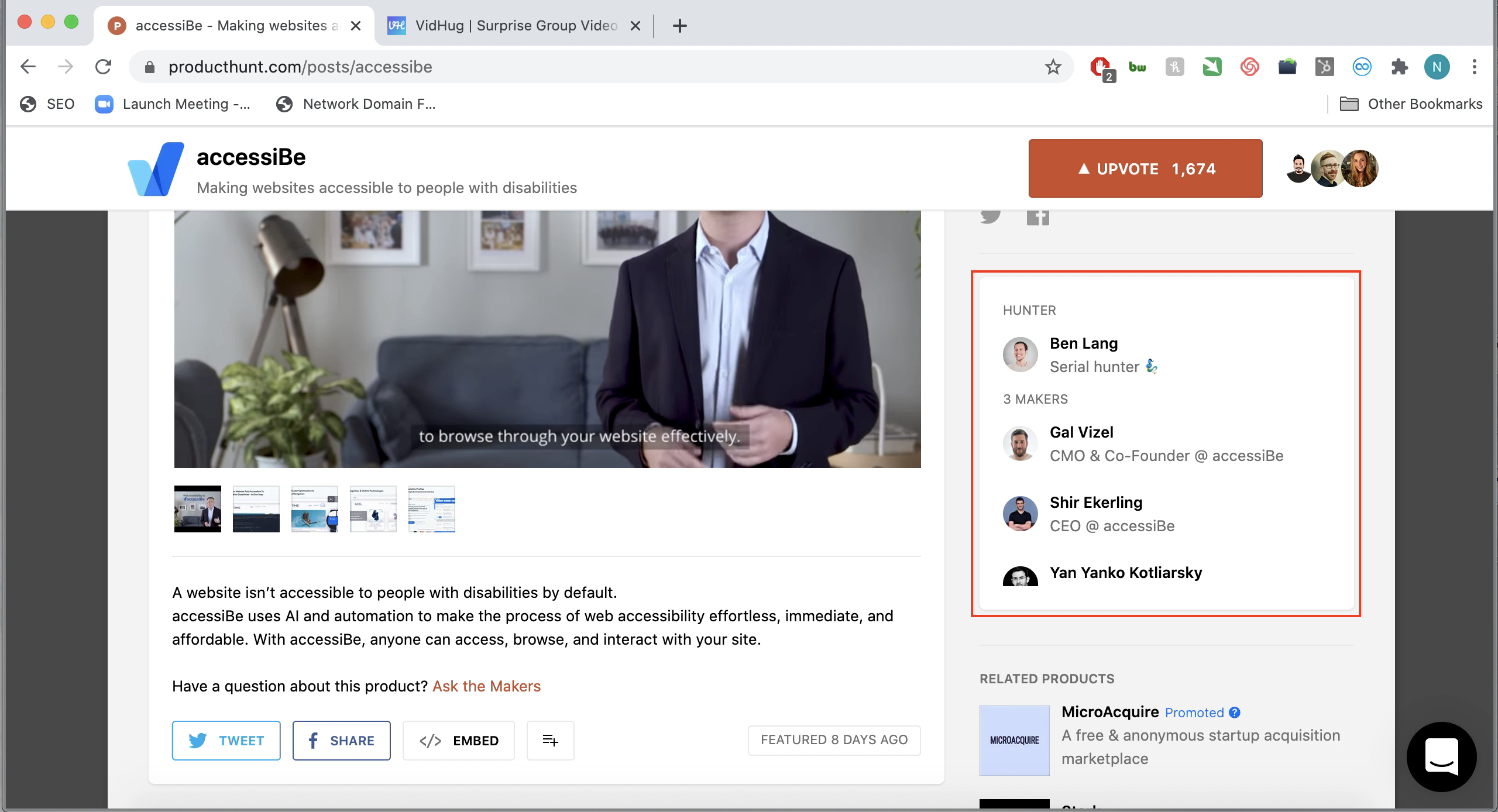 Launching Your Product on Product Hunt - Product Hunt Hunters