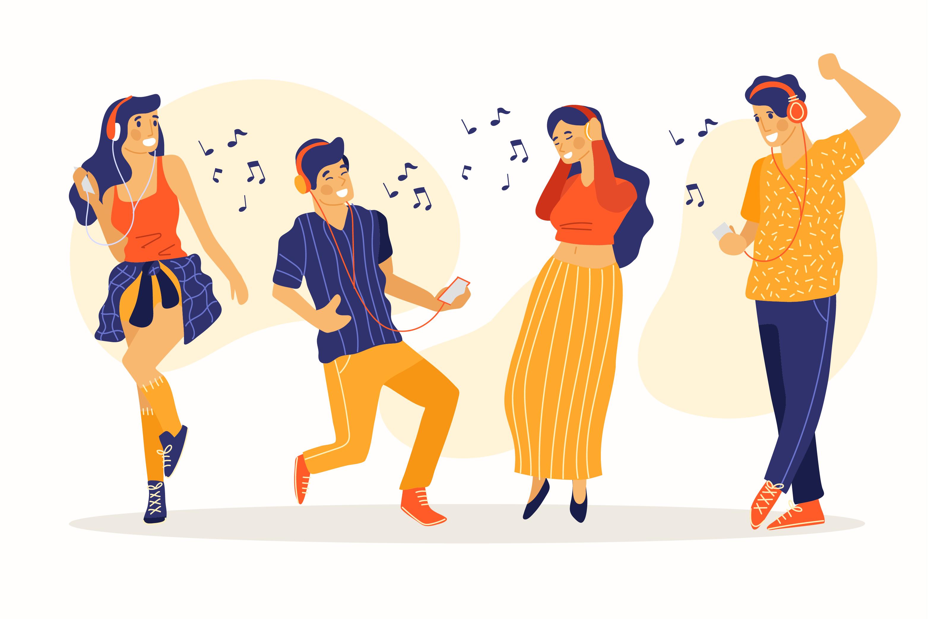 Writer's block tips - Dance like nobody's watching