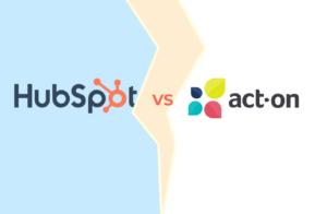 Act-on vs. Hubspot
