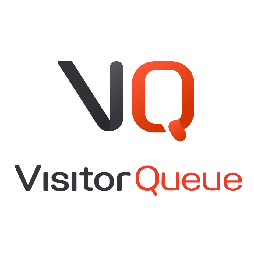 New Visitor Queue Logo