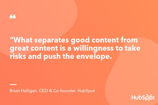 Marketing Quotes - Brian Halligan